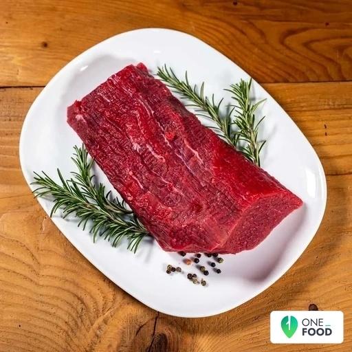 Roastbeef Von Ausgewachsenen Piemontesischen Rindern